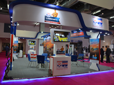 World Road Meeting Stall 2017