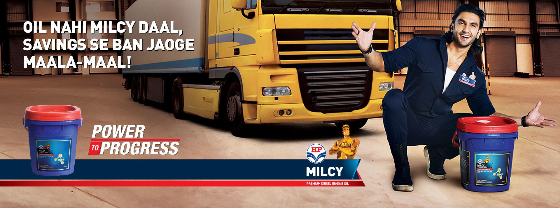 Milcy  - Ranveer Singh